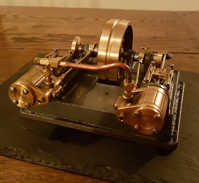 Replica Steam Mill Engine by PM Research