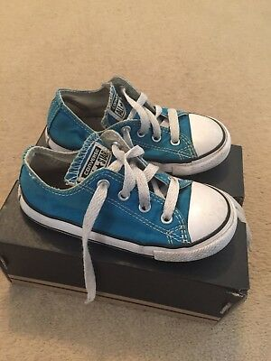 Boys Converse Infant Size 8