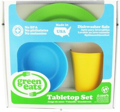 Tabletop Set, Green Toys, 3 piece