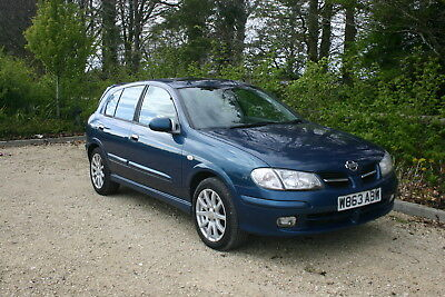 SPARES or REPAIR NISSAN ALMERA SPORT done 49215 Miles with FULL SERVICE HISTORY
