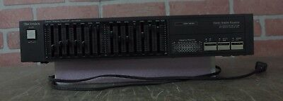 Technics SH-Z200 Stereo Graphic Equalizer - Tested And Working!