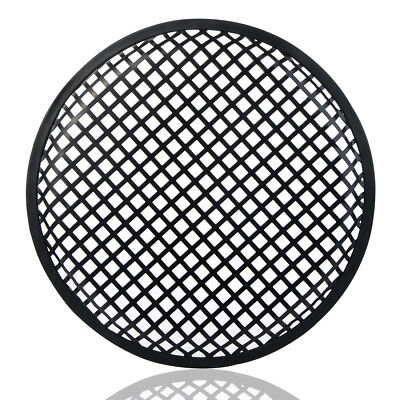 """1pc 8"""" inch Metal Vehicle Audio Speaker Woofer SubWoofer Grill Cover Protector''"""