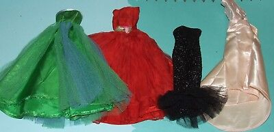 Vintage Barbie 1960 ~ Senior Prom, Junior Prom, Solo in the Spotlight ~ Fair