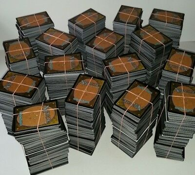 1 stack of 500+ Magic the Gathering game cards. Large lot ESTATE SALE FIND