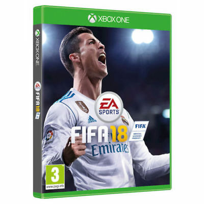 fifa 18 xbox one italiano standard edition eur 37 90 picclick it. Black Bedroom Furniture Sets. Home Design Ideas