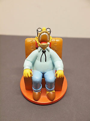"Simpsons ""I've seen it all... Zzz"" ~ Nuclear Family ~ Hamilton Collection"