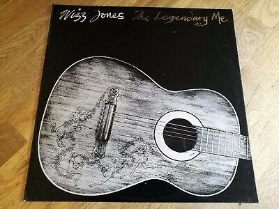 Wizz Jones LP The Legendary me UK Village thing 1st Press NEAR MINT BEAUTY