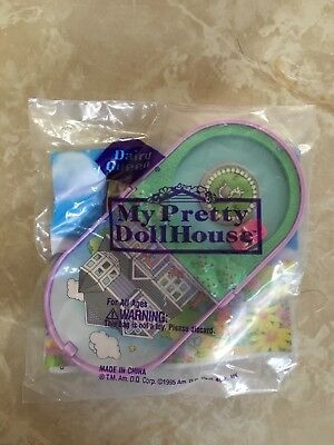 Dairy Queen L.G.T.I. Lewis Galoob My Pretty Dollhouse Happy Meal Toy RARE!! 1995