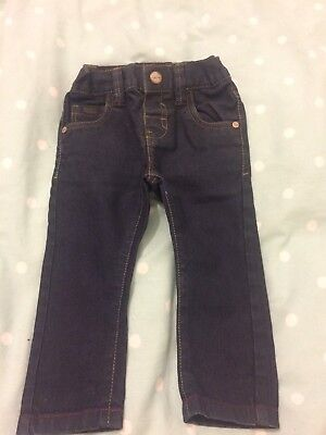 Baby Boys Next Jeans 9-12m