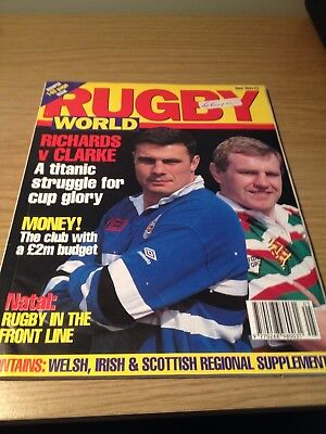 Rugby World Magazine May 1994