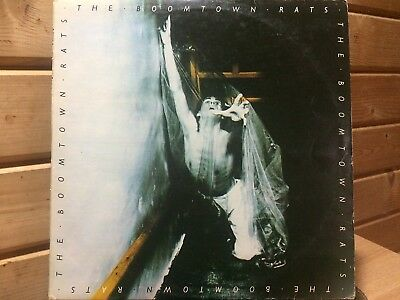 The Boomtown Rats - The Boomtown Rats Uk 1st press LP