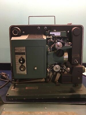 Bell & Howell Filmosound Specialist 16mm movie projector model 545