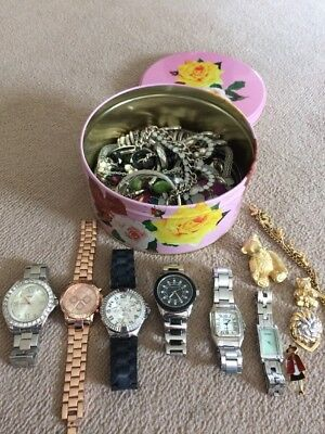 House Clearance Watches Jewellery Guess Next