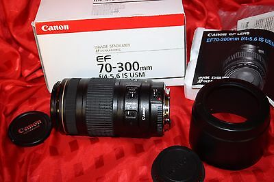Canon Ef  70-300/is Usm