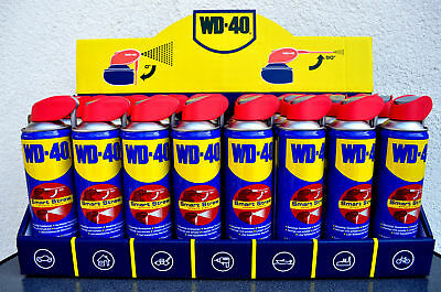 WD 40 Multifunktionsspray Öl 24x500ml Smart Straw GP.12,-EUR/L