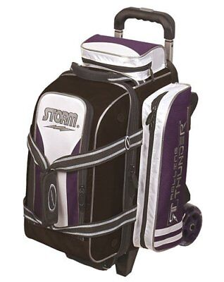Storm Rolling Thunder 2 Ball Roller Purple/Black/White