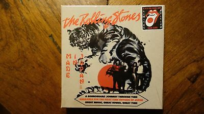 Rolling Stones - Made In Japan - 13 Cd Box