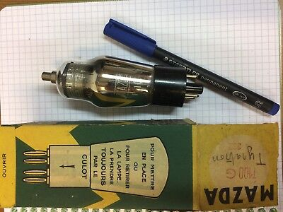 Tube Thyratron T100G Mazda   made in France
