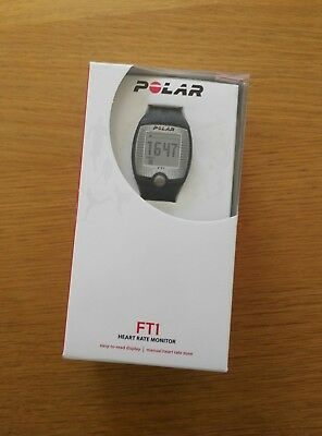 Polar FT1 Heart Rate Monitor, Fitness Tracker and Sports Watch