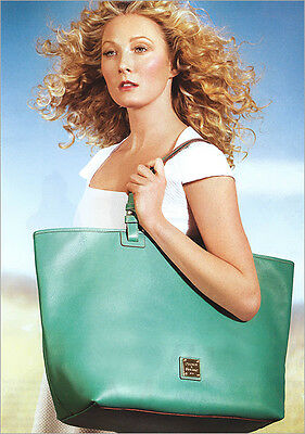 DOONEY & BOURKE Handbags MAGAZINE PRINT ADVERTISEMENT Clippings - 15 PAGES!