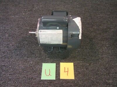 Ge General Electric Motor Alternating 5Kc32Gn9H Current Single Imput Military