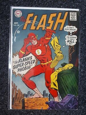 The flash comic no. 182 - 12 cents