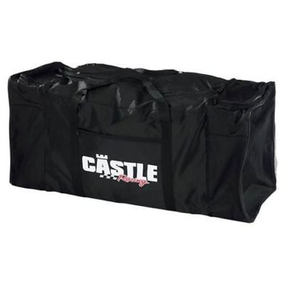 Castle X Racing Gear Bag Deluxe Accessories Luggage Snowmobile Winter Storage