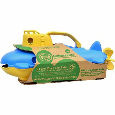 Green Toys Submarine - Yellow Cabin 2 Pack