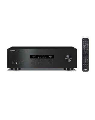 Ae.    Yamaha Rs202-D Receiver Ampli Tuner Black DAB Bluetooth Stereo  Receiver