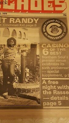 Black Echoes Wigan Casino Special