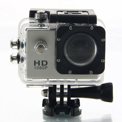 Sports 1080P H.264 Full HD 30M Water Resistant Camera DVR with wifi - like gopro