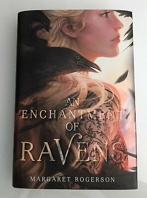 An Enchantment of Ravens by Rogerson, Margaret (Hardcover, First/1st Edition)