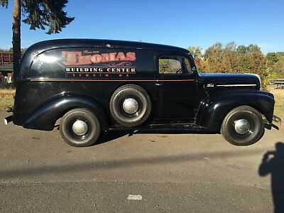 1946 Ford Other  1946 ford panel truck ford delivery panel Flathead V8! 4 speed.