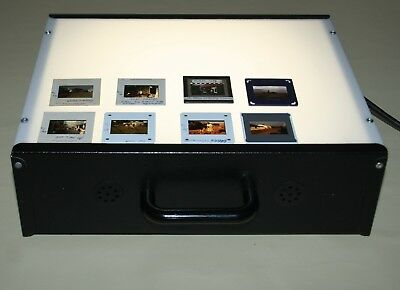 Translyte Lightbox & Slide Sorter 30 Watt  Daylight Fluorescent Illumination