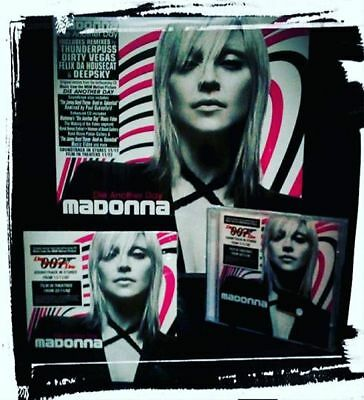 "Madonna Rare Die Another Day Vinyl 12"" Mix + Cd Single Sealed New"