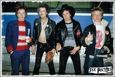 Sex Pistols Group Poster 24783