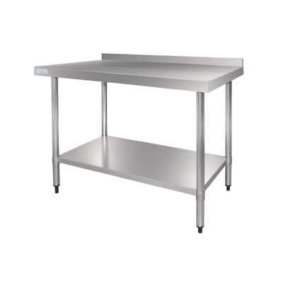 Table en acier inoxydable Vogue - 900x600x900mm VOGUE