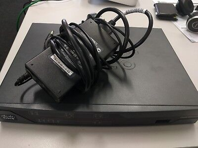 CISCO887VA-SEC-K9 ISR CISCO 800 SERIES ROUTER + Power Adapter