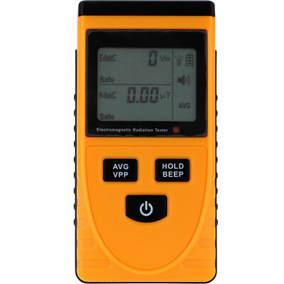Electric Magnetic Radiation Detector Tester Phone PC Home Equipment Radiation M