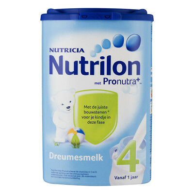 Nutrilon Dreams Milk 4 Childeren Age 1+ 800G / 28.2oz 100% ORIGINAL DUTCH Baby
