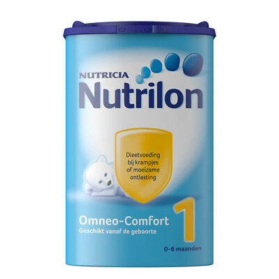 Nutrilon OmneoComfort 1 800G / 28.2oz 100% ORIGINAL DUTCH Baby Milk Age 0-6M