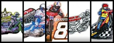 Superb speedway stickers :: choose yours from 5 available!