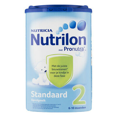 Nutrilon Follow-up Milk Standard 2 850G / 30oz 100% ORIGINAL DUTCH Baby Age 6M +