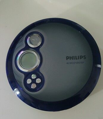 Philips AX2402 Personal CD player