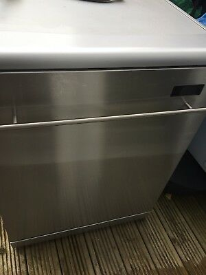 Kenwood Stainless Steel Full Size Dishwasher - Pics To Follow