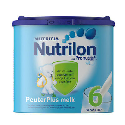 Nutrilon Peuterplus Milk 6 400G / 14.1oz 100% ORIGINAL DUTCH Baby Age 3+