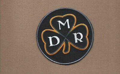 """New 4"""" Dan Rooney 2017 Memorial Iron On Patch Free Shipping Pittsburgh Steelers"""