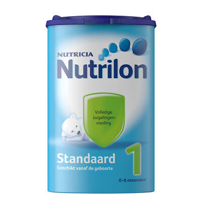 Nutrilon Infant Nutrition Standard 1 850G / 30oz 100% ORIGINAL DUTCH Baby Milk