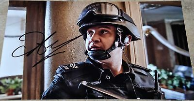 """Daniel Mays Signed 12"""" x 8"""" Colour Photo Line Of Duty"""