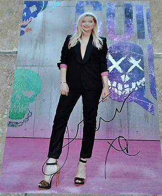 """Laura Whitmore Signed 12""""x 8"""" Colour Photo Strictly Come Dancing 2016 #2"""